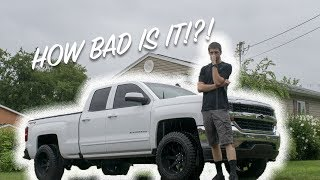 RUINED MY $46,000 TRUCK IN 4 MONTHS...
