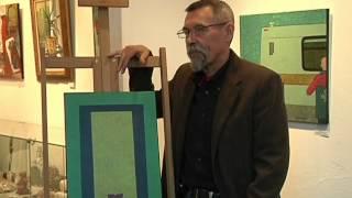 Выставка Р.Харисова в галерее Мирас