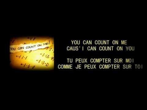 Count On Me ~ Bruno Mars, Lyrics + Paroles, traduction en français