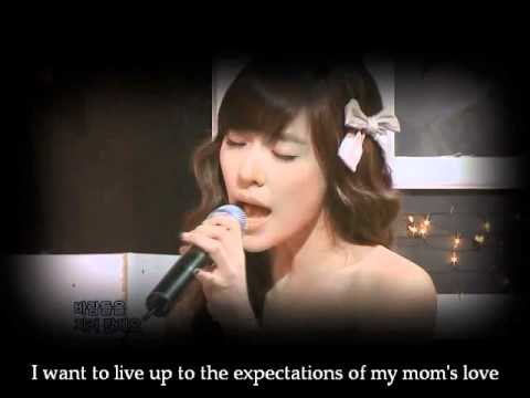 [English Cover] SNSD - Dear Mom (Sing-a-Long Version)