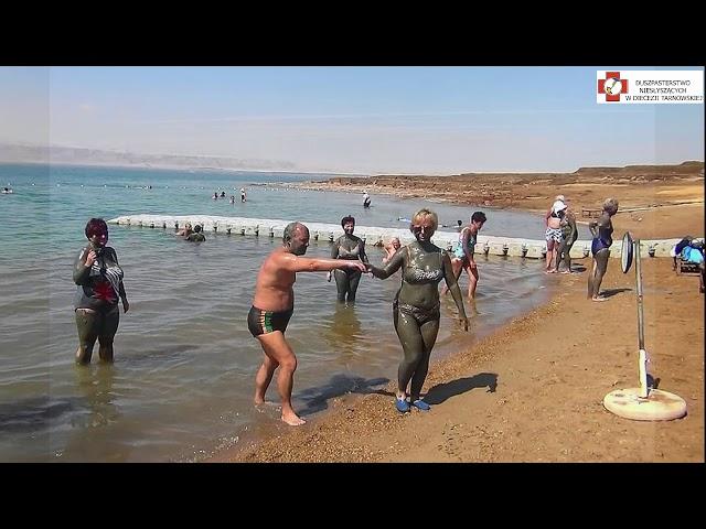 Izrael - Morze Martwe