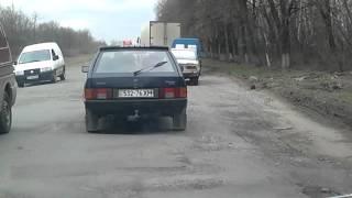 М12 Требухівці - Голосків Хмельницька область 2013-04-14