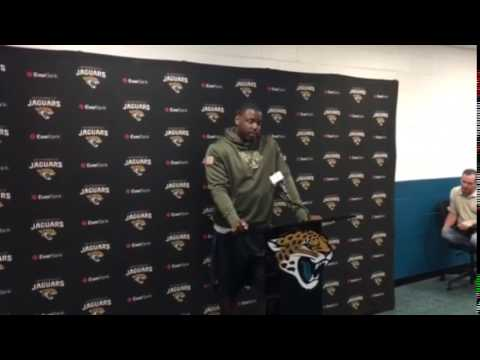 Jaguars defensive tackle Malik Jackson talks about his number change