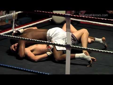 Sprawl n Brawl: Evolution - Kyle Vidal vs Ross Fea...