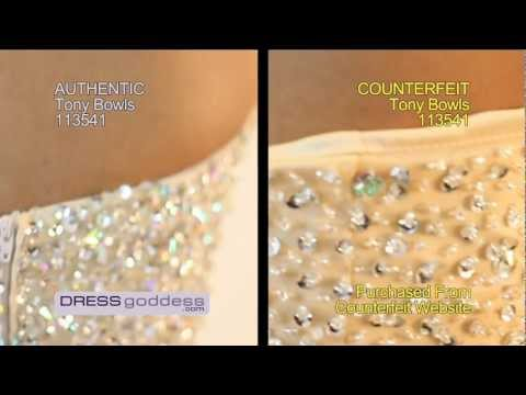 Authentic Prom Dresses - How to Buy Prom Dresses Online