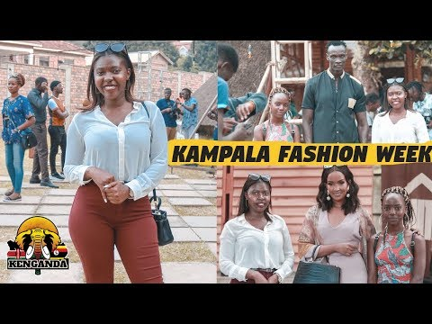 This is how UGANDA does Kampala Does Fashion Week (Day One)