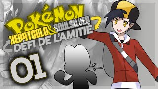 POKEMON SOULSILVER - DEFI DE L'AMITIE - #1