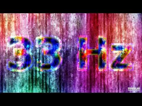 Pure 33 Hz Gamma Christ Consciousness, Hypersensitivity, Pyramid, Schumann Resonance Binaural Beats