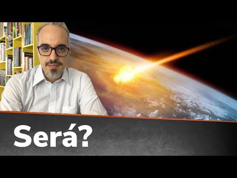 Cometa Vai Atingir A Terra?