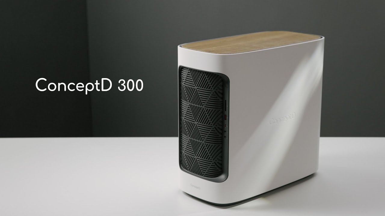 ConceptD 300 | Desktop PC for CAD and Video Editing | ConceptD United States