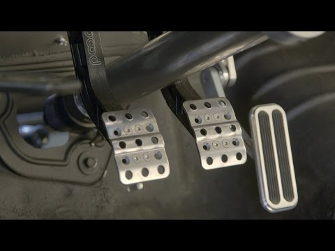 Wilwood Clutch and Brake Pedal Conversion - Firewall Mount Triple Master Cylinder Assembly
