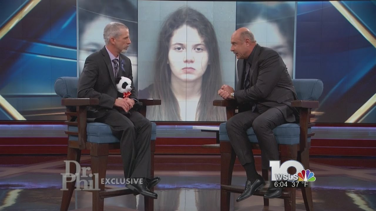 Nicole Lovell's father talks with Dr. Phil, talk show host offers advice to parents