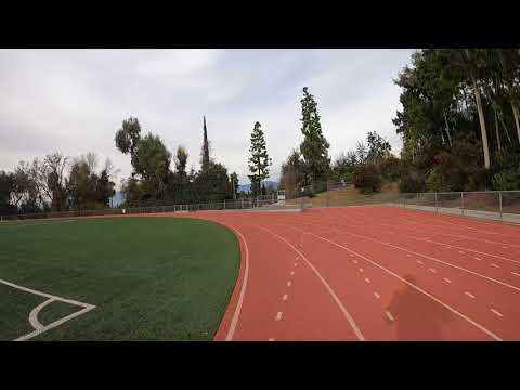 First Mile On GoPro8 ASMR, (no Talking During The Run)