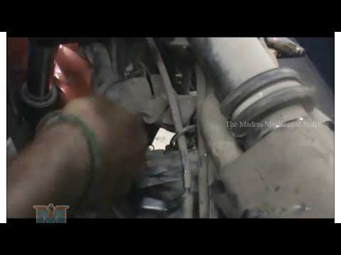YAMAHA FZ-   Re-boring Part-2 ((Engine Bore) I MMI