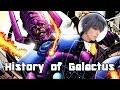 History of Galactus - Devourer of Worlds