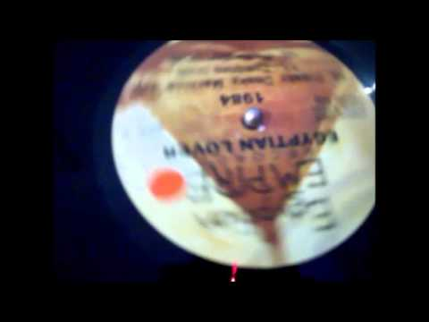 Miami Bass The Egyptian Lover 1984 Vinyl
