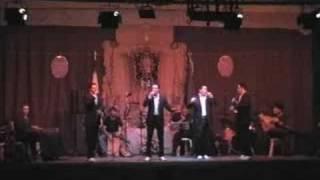 """Menta y Romero canta """"Quien te va a querer"""" Pregon Romeria"""