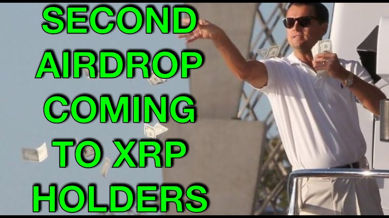 SECOND AIRDROP FOR ALL XRP HOLDERS!! FINALLY CRYPTO VIOLIN FACE REVEAL!!!