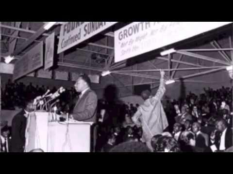 Martin Luther King's Last Speech that got him killed