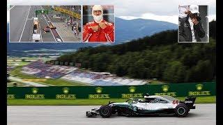 Lewis Hamilton fastest in Austrian Grand Prix Friday practice