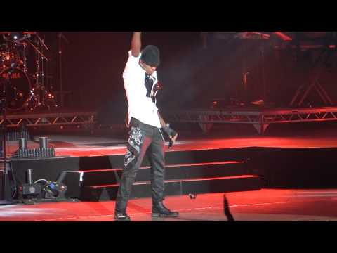 Ne-yo Because of you Live in Dublin