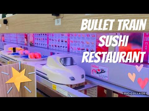 Bullet Train Sushi Restaurant