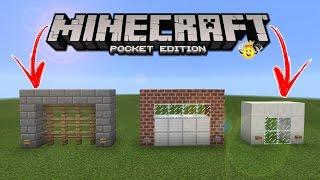 ⭐️Como fazer Portas Automáticas Realistas Minecraft 1.2 thumbnail
