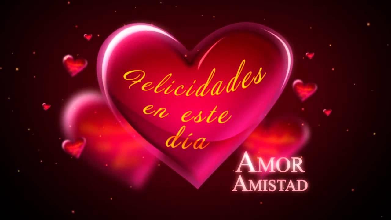 Dia Del Amor Y La Amistad Liclonny Youtube