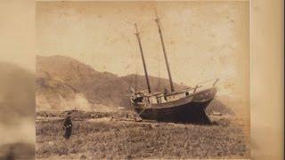 116年前の惨状鮮明に 明治三陸大津波の写真