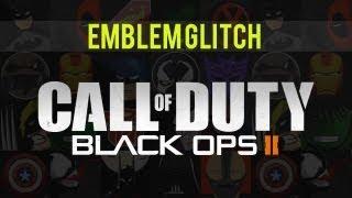 Black Ops 2 EMBLEM KOPIEREN GLTICH [GERMAN TUTORIAL] - PS3/XBOX360