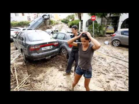 Daily Earth Changes Update Extreme weather Spain Brazil US Algeria