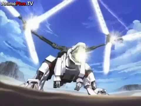 Zoids New Century Zero Episode 26 final