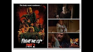 Halloween-Special: Friday the 13th - Part Two