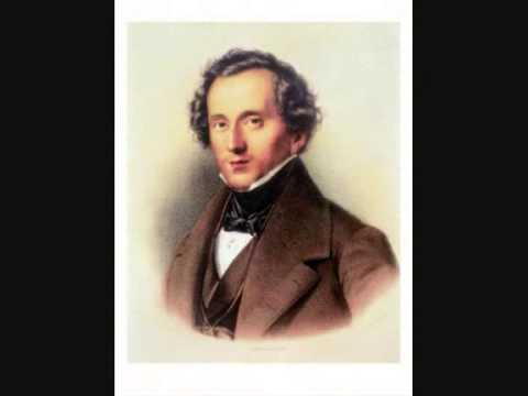 Mendelssohn - Drei Geistliche Lieder