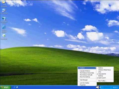 شرح طريقة تنصيب الويندوز XP  جزء 2-2