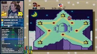 Super Mario World 11 Exit World Record (9:45.283)