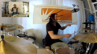 3 way Jam with Sam - Hitmen Percussion