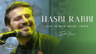 Sami Yusuf - Hasbi Rabbi  Live In New Delhi, India