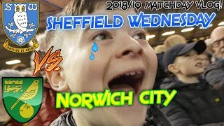 *SMASHED 4-0 AT HOME!, #LUHUKAYOUT?* SWFC VS NORWICH CITY HOME 2018/19 MATCHDAY VLOG! SWFC 0-4 NCFC!