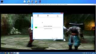Mortal Kombat: Shaolin Monks PC (pcsx2 emulator)
