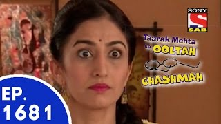 Taarak Mehta Ka Ooltah Chashmah - तारक मेहता - Episode 1681 - 26th May, 2015
