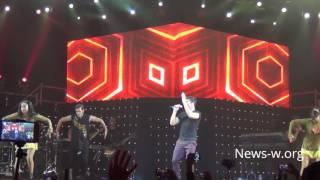 Ricky Martin - La mordidita - live Moscow, VTB Ledovy Dvorets 20.09.2016