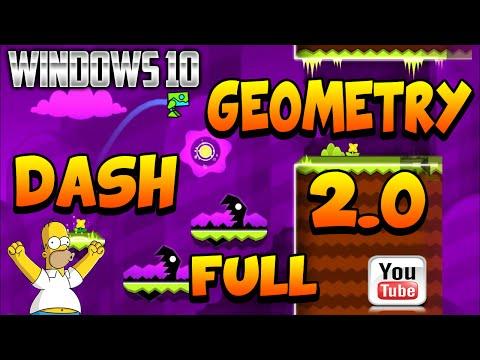 Geometry Dash 2.0 Full Para PC Windows 10 - 2015