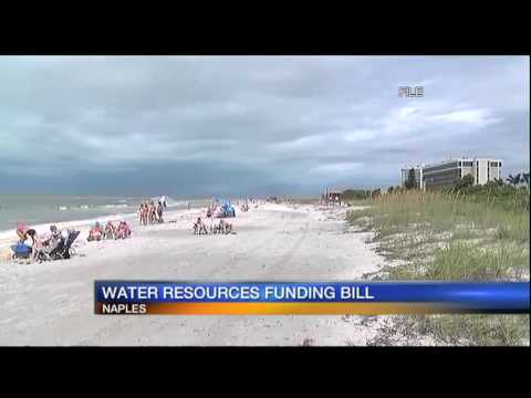 Sand from the Bahamas might provide a solution for Suncoast beaches