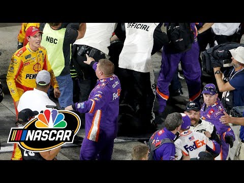 nascar-suspends-dave-nichols-for-role-in-joey-logano-denny-hamlin-altercation-|-motorsports-on-nbc