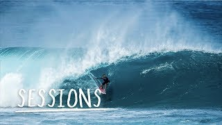 Warm Up Sessions in Solid Pipe Conditions | Volcom Pipe Pro 2017
