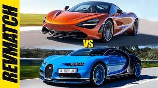 Supercar vs. Hypercar - All You Need To Know! What's the definition...