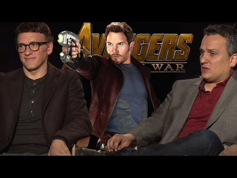 Russo Brothers tease Star-Lord for Infinity War - Collider