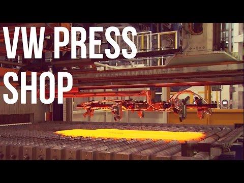 Volkswagen Production - Press Shop