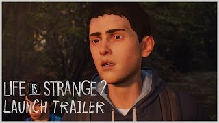 Life is Strange 2 Launch Trailer [PEGI]